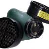 Респиратор газозащитный РПГ-67 с фильтром марки А1В1Е1К1