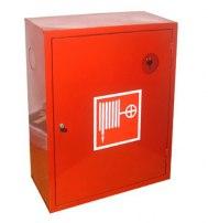 Шкаф для пожарного крана (ШПК-310В) закрытый