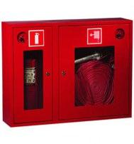 Шкаф для пожарного крана (ШПК-315В) открытый