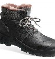 Ботинки мужские кожаные Неогард® меховые с композитным подноском