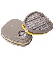 6540 Фильтр противогазовый Jeta Safety для защиты от органических и кислых газов класса A1Е1