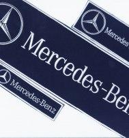 Логотип Mercedes-Benz шеврон нагрудный