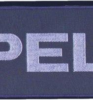 Opel шеврон большой (наспинный)