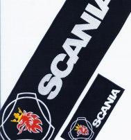 Scania шеврон малый (нагрудный)