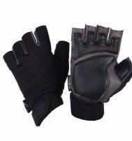 Антивибрационные перчатки с открытыми пальцами