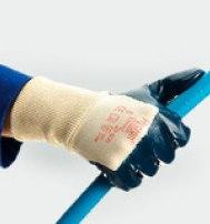 Перчатки Ansell ХАЙКРОН (манжета, частичное покрытие) 27-600