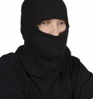 Шлем-маска трикотажная