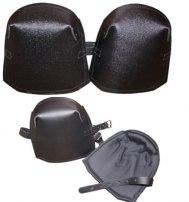 Наколенники кожаные термостойкие для сварщиков