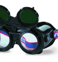 Очки закрытые «Амиго» для газосварщика 9350.035 (UVEX)