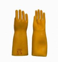 Перчатки резиновые диэлектрические класс 1 (7500 в)