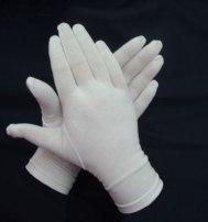 Перчатки для официантов и ювелиров