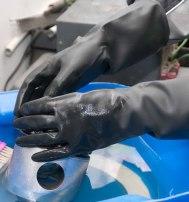Перчатки «Химопрен» NP-F-09 100% неопрен