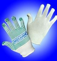 Перчатки «Механик» плотный нейлон с ПВХ