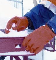 Перчатки «Нордик РП» ТР-06 манжет резинка