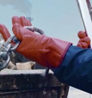 Перчатки «Нордик» ТР-07 Длина 30 см