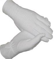 Перчатки парадные (ХБ)