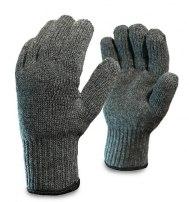 Перчатки шерстяные (70% шерсти + 30% акрил)