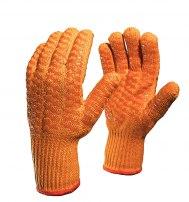 Перчатки «Захват» оранжевые (аналог «Крис-Кросс»)