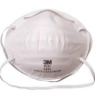 Респиратор для защиты от пыли и туманов 3М 8101, 1-й степени защиты. До 4 ПДК