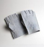 Рукав-перчатки кожаные