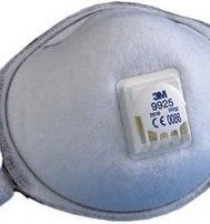 Специализированный респиратор 3М 9925 для защиты от пылей, сварочных дымов, озон