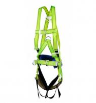Страховочно-удерживающая привязь с наплечными и набедренными лямками, с сидением СУПР II Жу ук