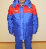 Сузуки Куртка Зимняя