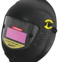 Защитный лицевой щиток сварщика  с автоматически затемняющимся светофильтром НН1