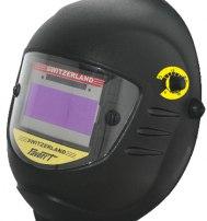 Защитный лицевой щиток сварщика с автоматически затемняющимся светофильтром НН12