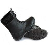 """Зимние ботинки с высоким берцем """"Темп"""" (искусственный мех)"""