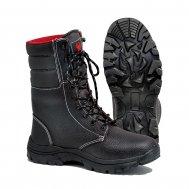 """Ботинки кожаные с высоким берцем """"Scorpiones"""" Нитрил с МП"""