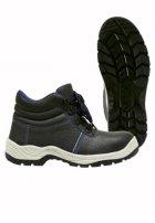 Ботинки «Mistral Light» рабочие кожаные ПУ-ПУ с МП