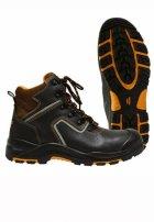 Ботинки «Mistral Perfect» кожаные ПУ-Нитрил c поликарбонатным подноском (стелька металлическая / кевларовая)