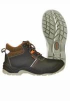 Ботинки «Mistral Ultra» кожаные ПУ-ТПУ c поликарбонатным подноском и металлической стелькой