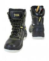 """Ботинки рабочие зимние кожаные """"Северное тепло"""" утеплитель Thinsulate (3М)"""