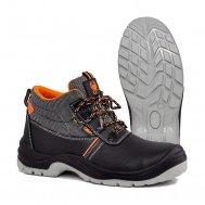 """Ботинки """"Scorpion Premium"""" кожаные ПУ-ТПУ с композитным подноском"""