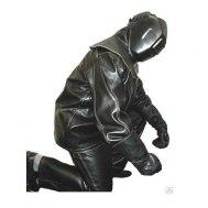 Костюм сварщика кожаный (для работы в максимально агрессивной среде)