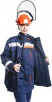 Куртка демисезонная для защиты от Электродуги (класс 5)