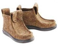 Туфли войлочные универсальные