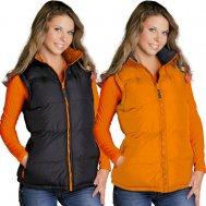 Жилет женский двусторонний курточного типа