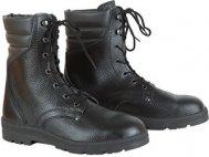 """Зимние ботинки с высоким берцем """"Темп-ТПУ"""" (искусственный мех)"""